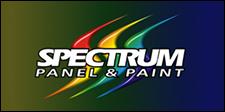 SPECTRUM PANEL & PAINT